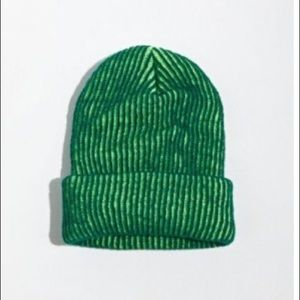 Urban Outfitters Striped Beanie